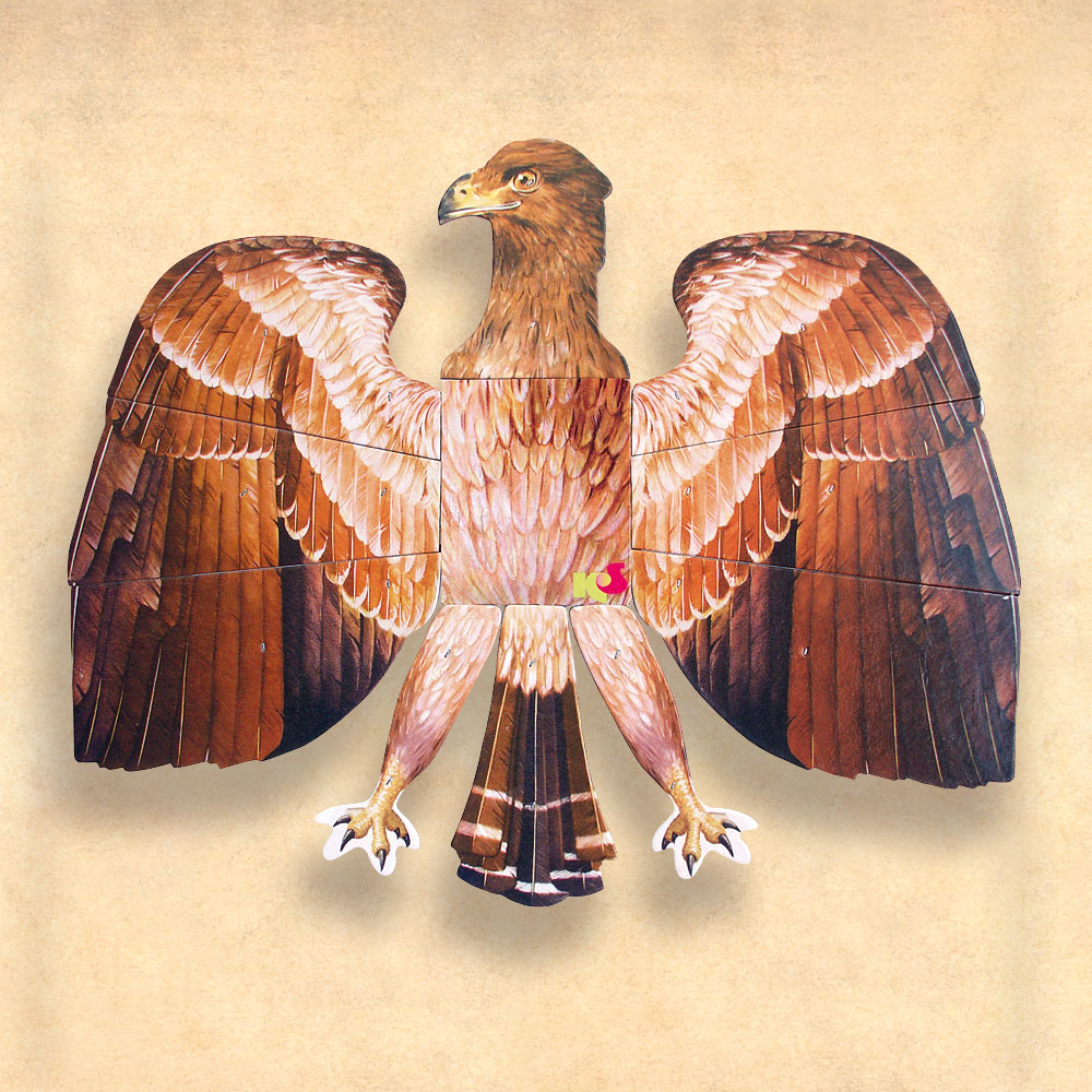 Ziel Adler Nostalgie einzeln